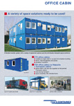 CTX Office Space flexible Modular Containers by Donnelly Cabins Northern Ireland