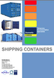 Shipping Containers manufactured by Donnelly Cabins - Northern Ireland