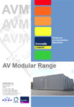 Anti Vandal Modular range of Cabins by Donnelly Cabins - Northern Ireland