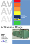 Anti-vandal cabins and containers manufactured by DOnnelly Cabins in Northern Ireland for UK and Ireland market