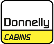 Donnelly Cabins Logo