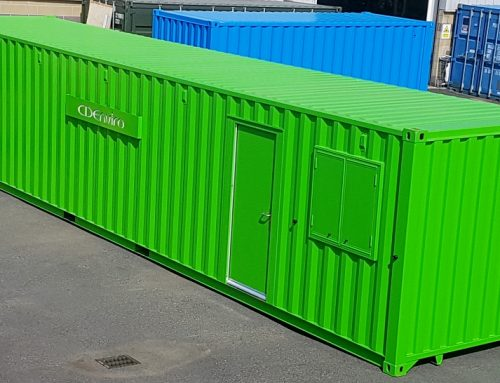 Container Workshop for CDEnviro