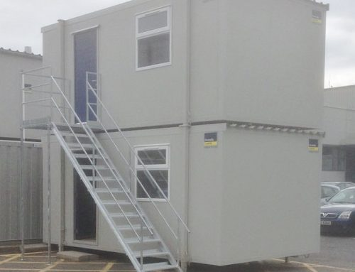 Local Pharmaceutical Company uses JL Cabins