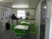 JL Cabin standard kitchen finish