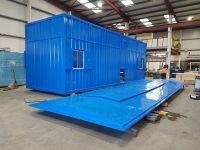 Secure Enclosure - Storage Containers by Donnelly Cabins in Northern Ireland